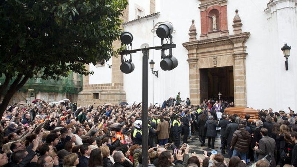 La ciudad de Algeciras despide de su hijo más universal