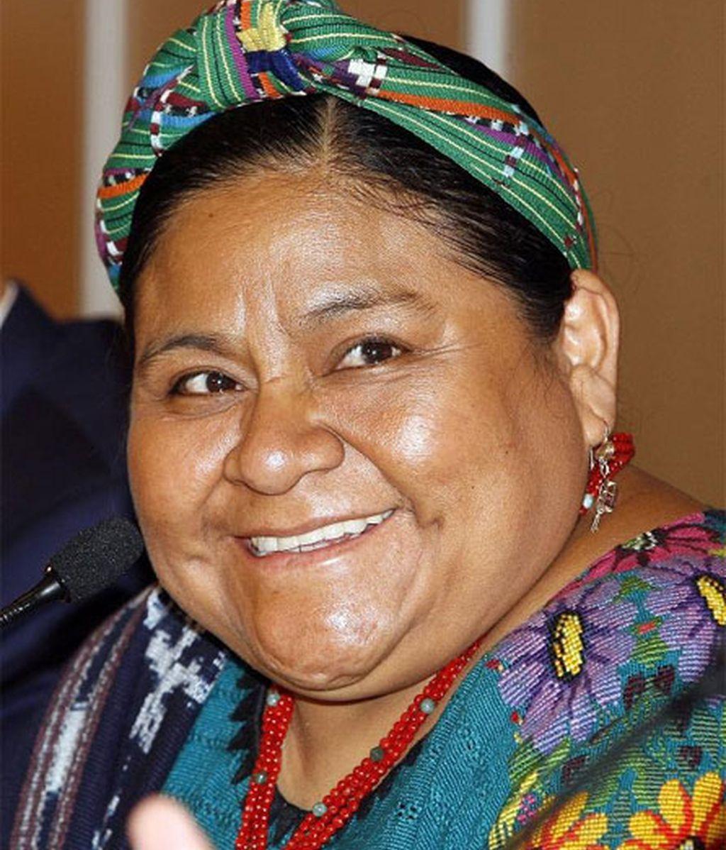 Rigoberta Menchú cumple 50 años