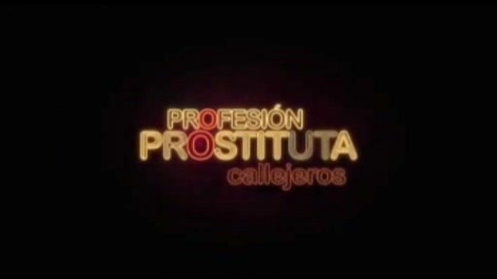 AVANCE. Profesión, Prostituta
