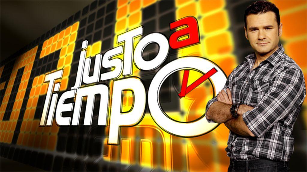 Iñaki López presenta Justo a tiempo