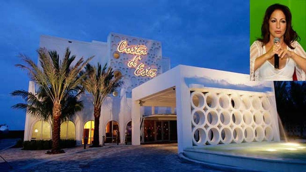 Gloria Estefan y su Costa d'Este Resort en Florida