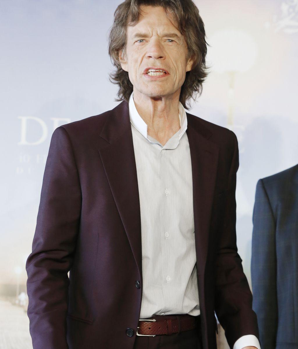 Mick Jagger, 'NO'