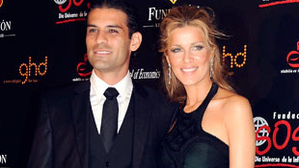La modelo y el futbolista mexicanos se casan en secreto. Foto: Gtres/Archivo