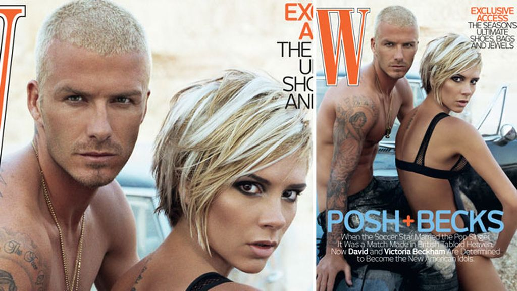 Han protagonizado innumerables campañas de publicidad y portadas de revista juntos