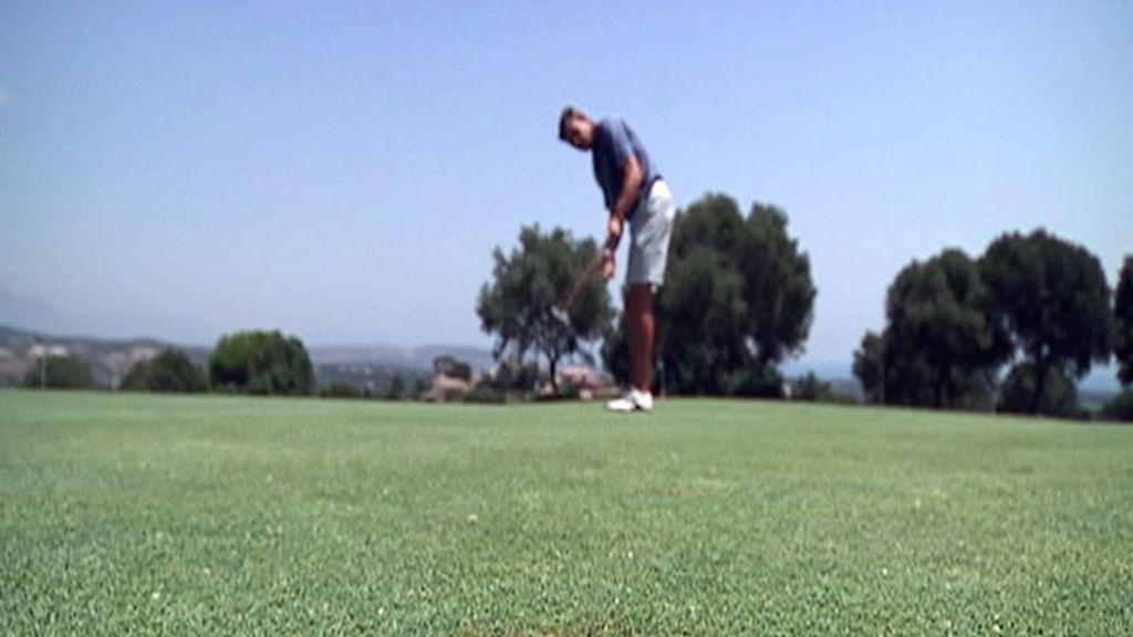 El golf es el deporte rey en Sotogrande
