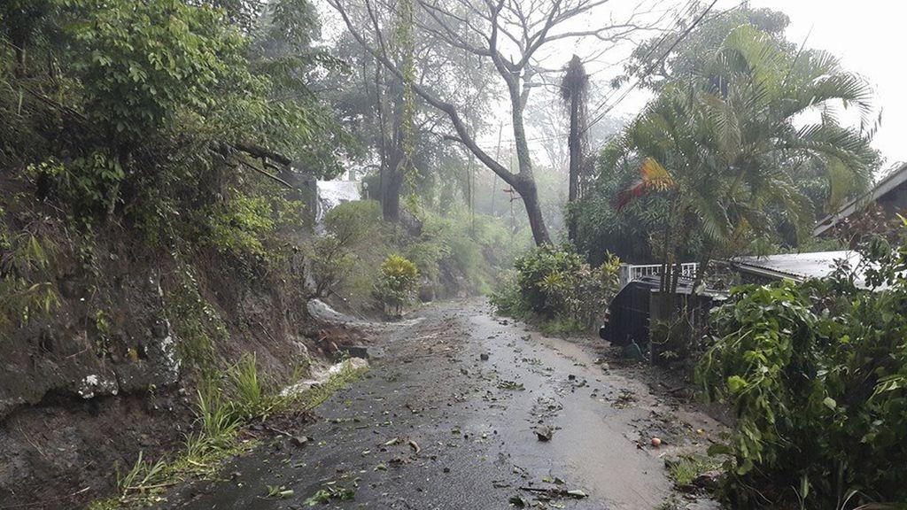 La tormenta tropical 'Erika' deja al menos cuatro muertos a su paso por Dominica