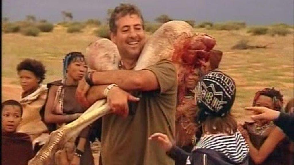 No todo se aprovecha de una avestruz