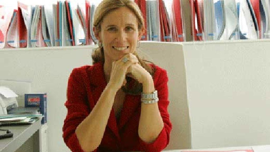 Cristina Garmendia, ministra de Ciencia e Innovación