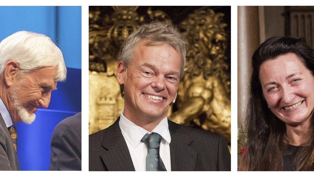 John O'Keefe y el matrimonio Moser, galardonados con el Nobel de Medicina 2014