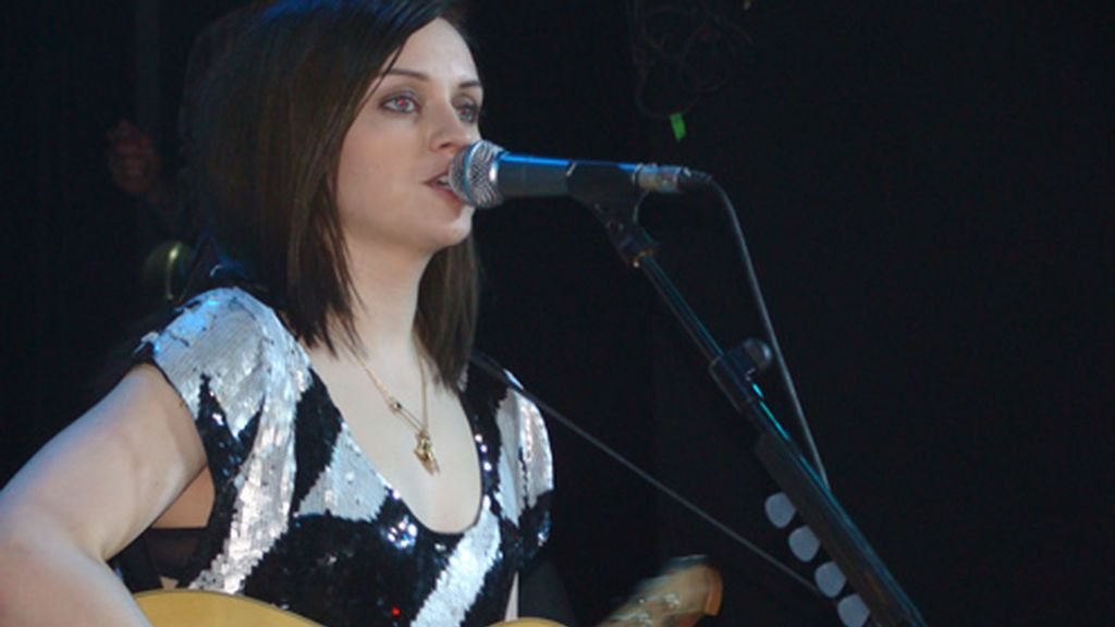 Amy Macdonald en concierto en Madrid