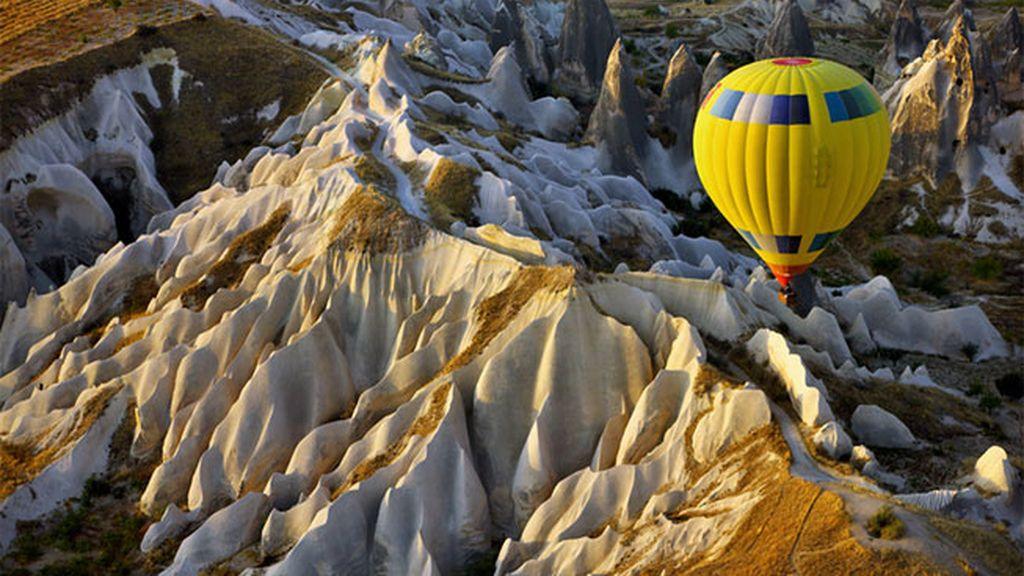 Cappadocia, Anatolia, Turquía