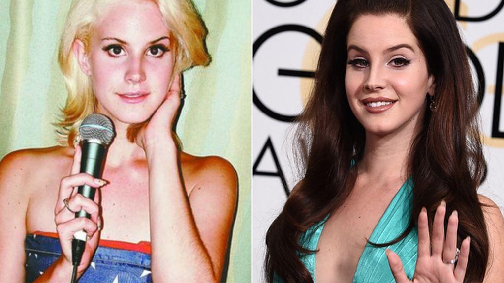 Los inicios de Lana del Rey (29) son muy tiernos y bastante delatadores