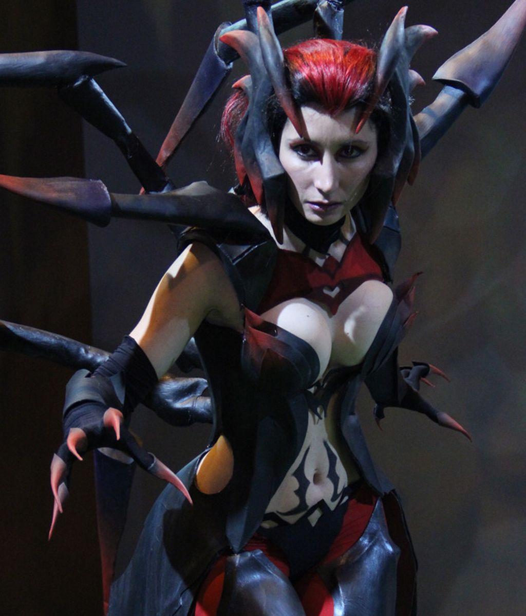 Elise, la reina de las arañas del universo League of Legends