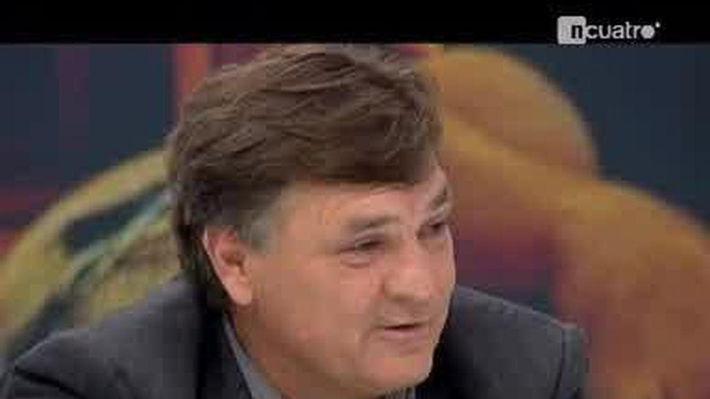 Camacho y Al Gandour en 'Fiebre Maldini'