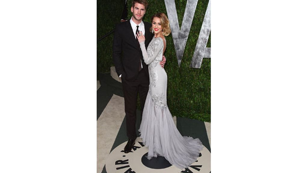 Miley Cyrus y Liam Hemsworth, un amor de ensueño