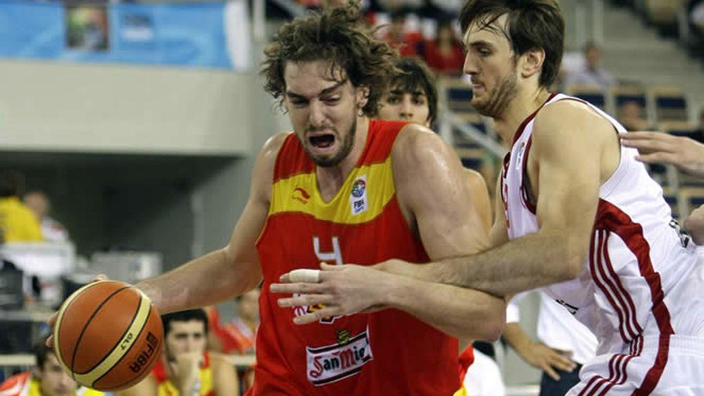 La Selección Española tiene que ganar ante Lituania