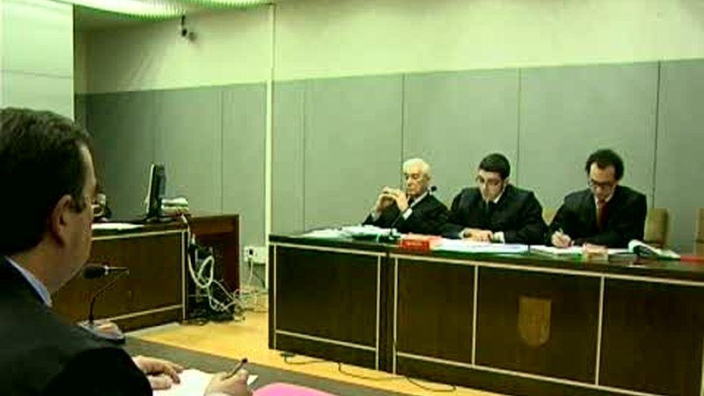 Juicio civil por el accidente del Yak-42