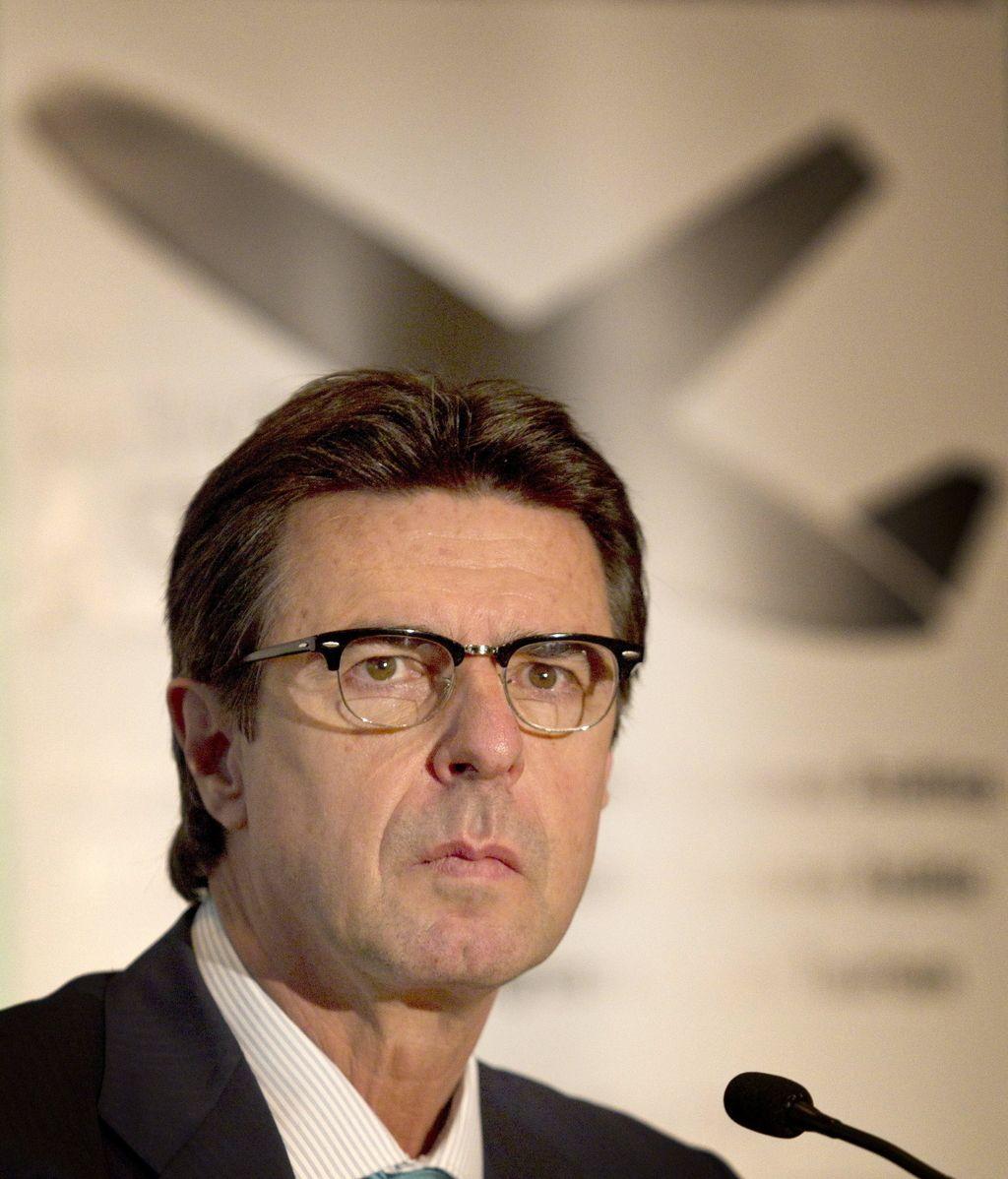 El ministro de Industria, José Manuel Soria. Foto: Efe