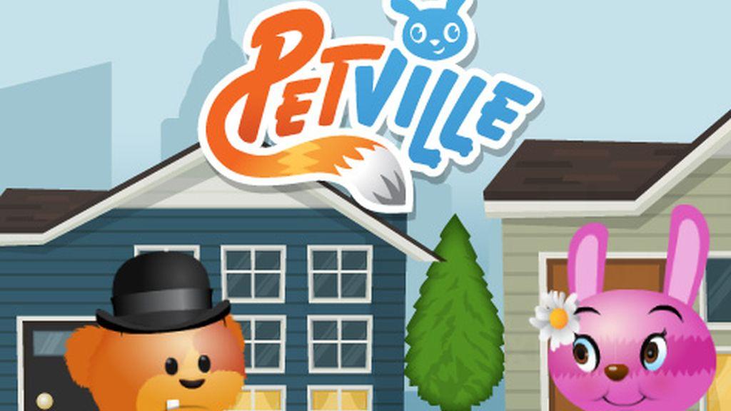 Zynga, juegos,Petville