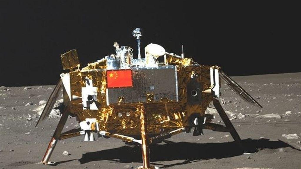 China tiene un telescopio en la Luna