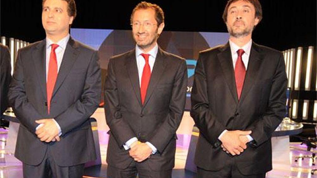 Ingla, Ferrer y Benedito podrían crear una candidatura conjunta contra Rosell