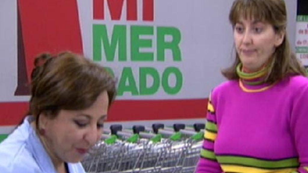 Terror en el supermercado