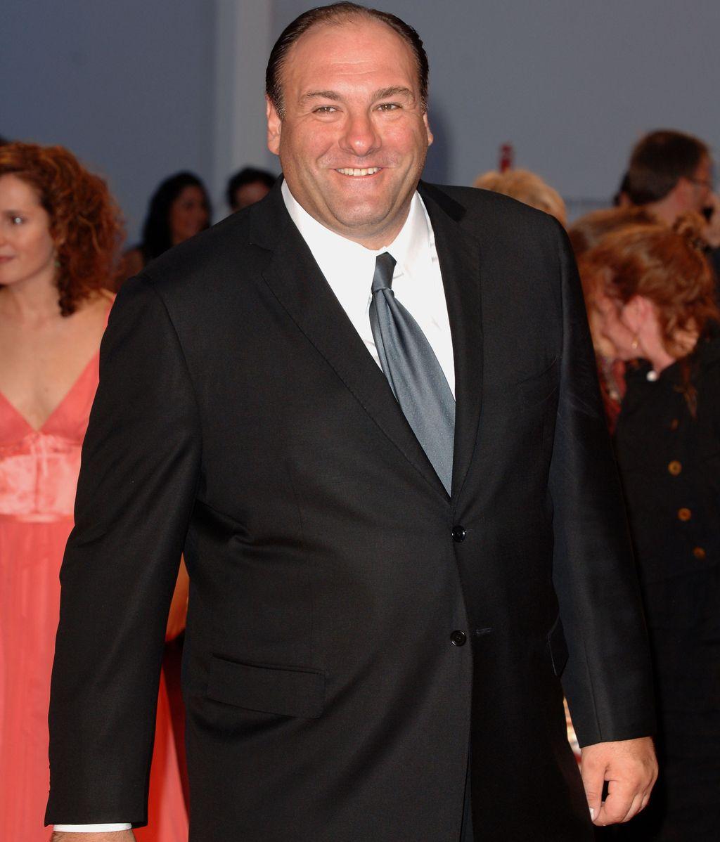 Protagonista de 'The Sopranos'