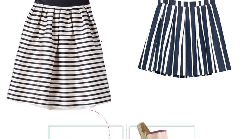 Duelo Fashion de faldas