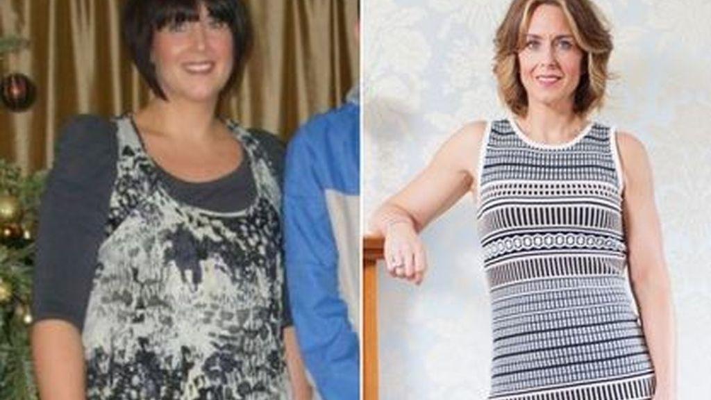"""Pierde más de 30 kilos, pero ella lo tiene claro: """"Era más feliz cuando estaba gorda"""""""