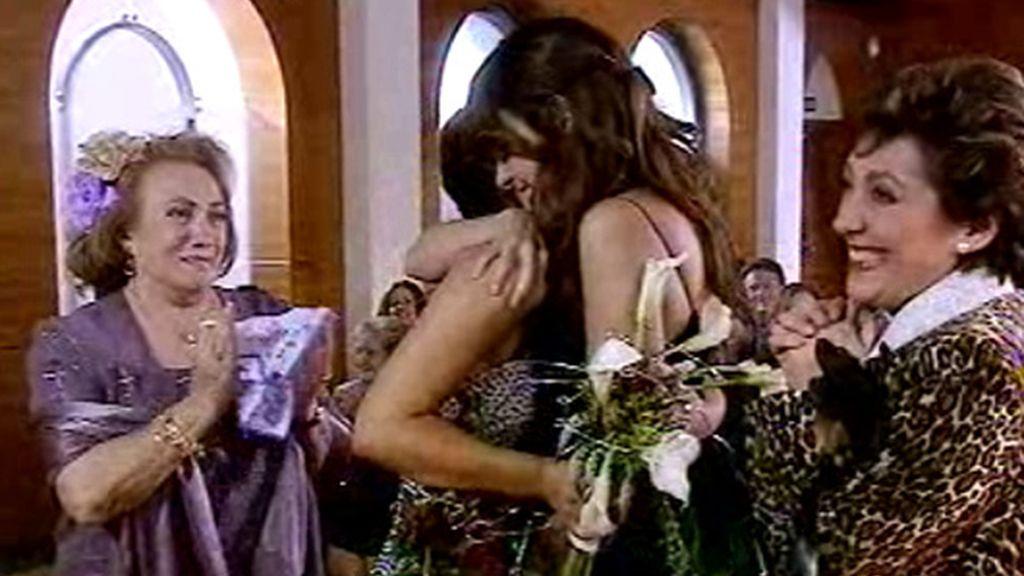 La boda de Maca y Esther