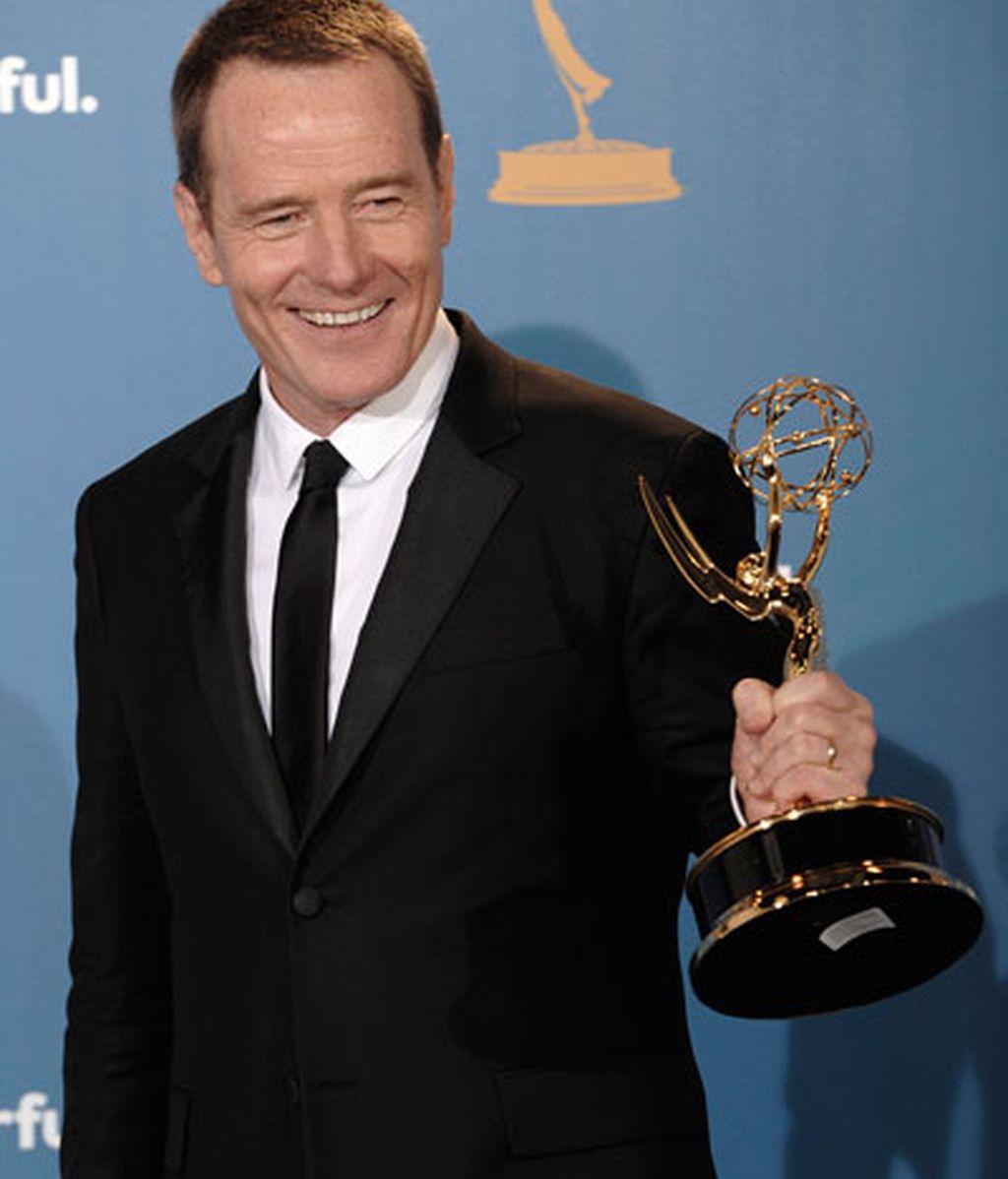 Si quieres un Emmy, vete de negro