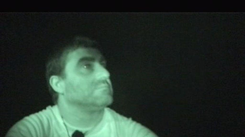 Los hombres de la familia Segura sufren con la caza del cocodrilo