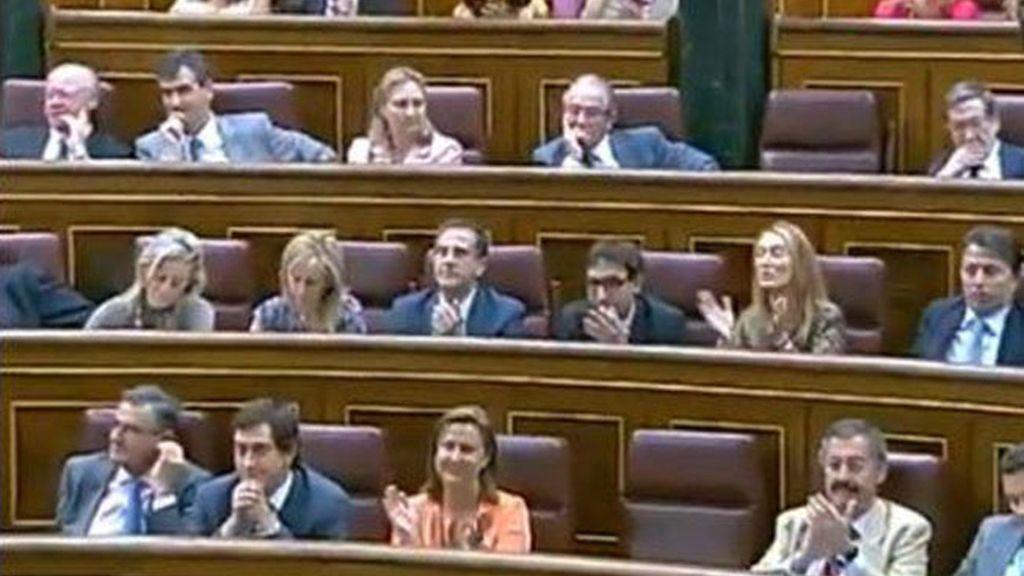 #Quesejodan, la frase que dedica a los parados la diputada Andrea Fabra