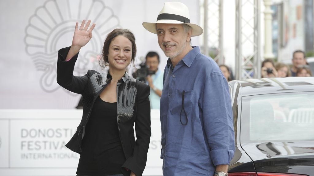 Aída Folch y Fernando Trueba