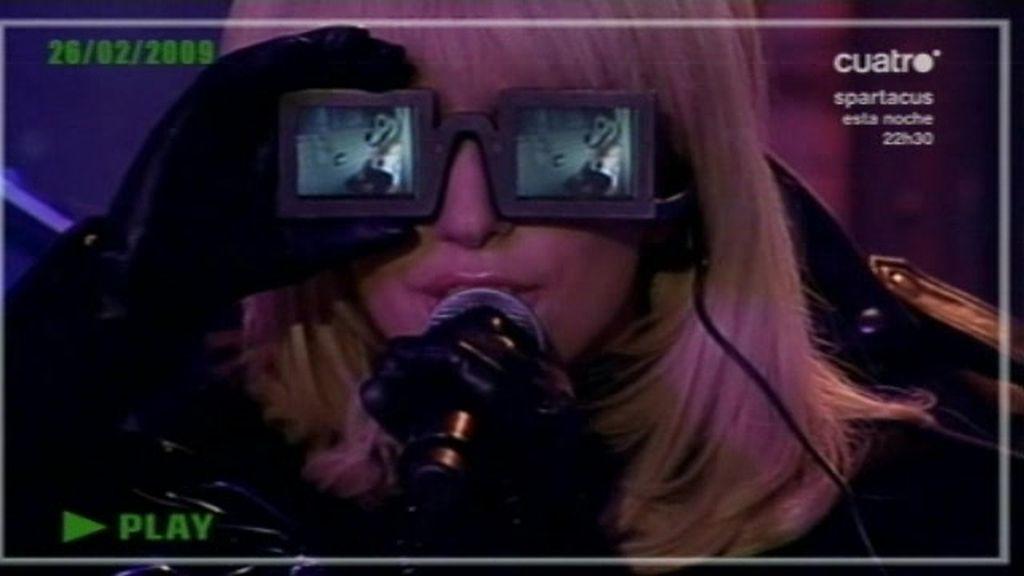 El debut de Lady Gaga en Fama