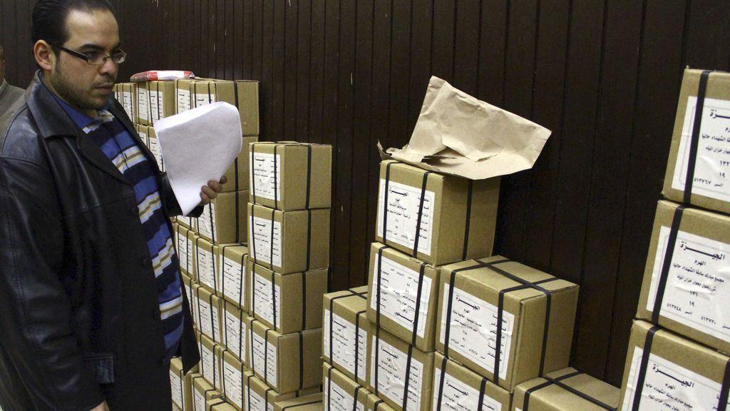 La Constitución aprobada tras el golpe de Estado contra Mursi en Egipto se somete a referéndum