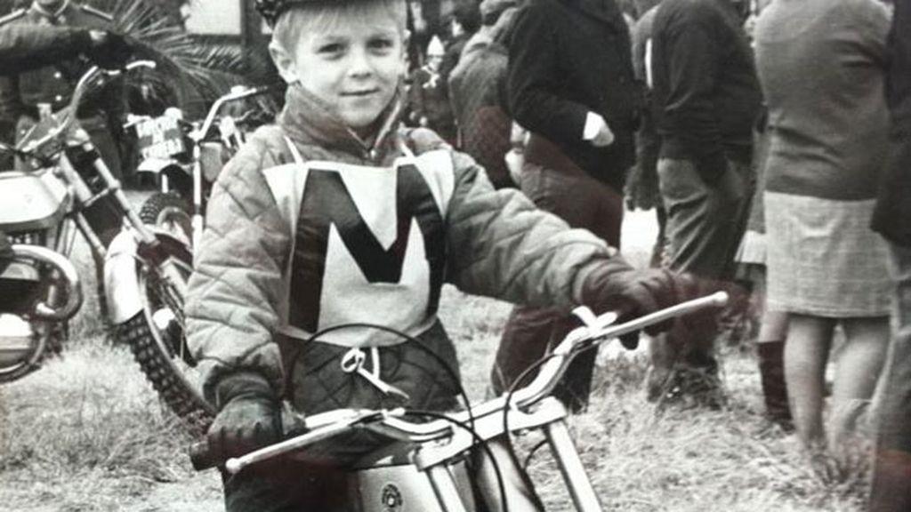 Todo una vida cerca de las motos