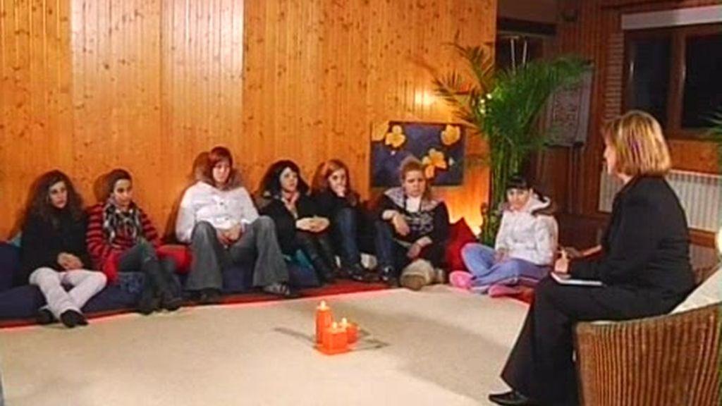 Madres Adolescentes: Se firma la paz en la casa