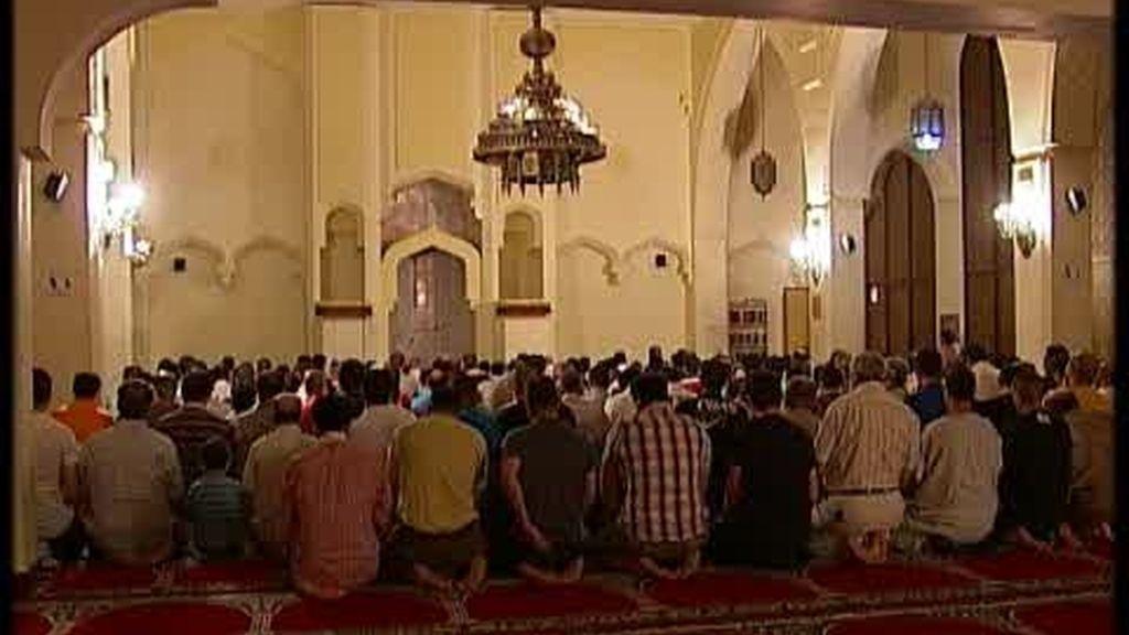 El inicio del Ramadán