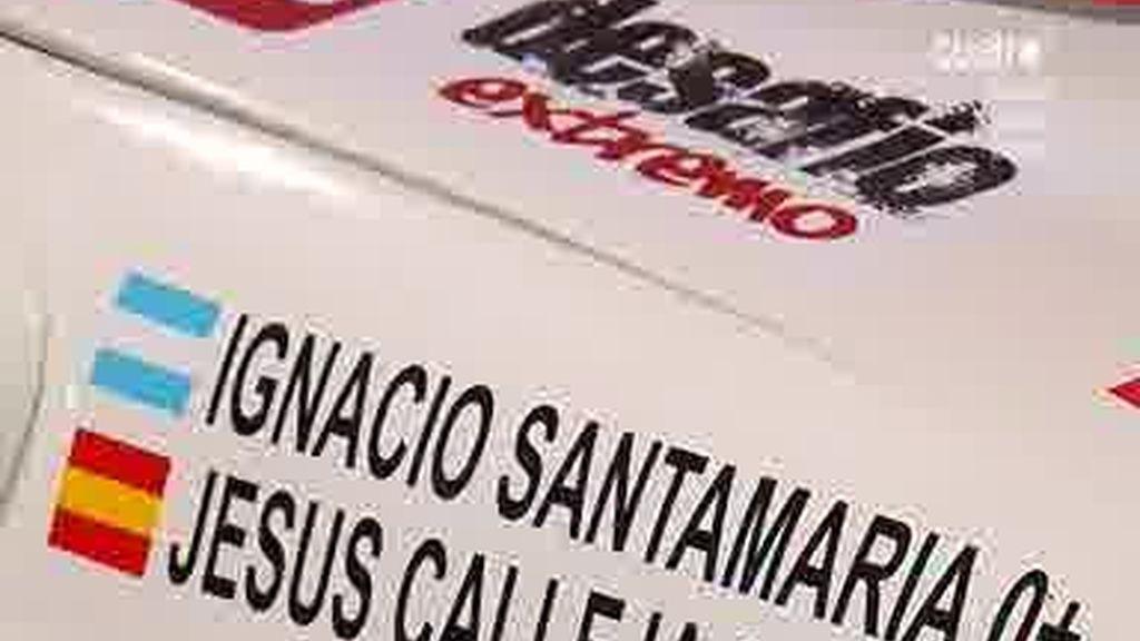 Jesús Calleja participará en el Rally-Dakar