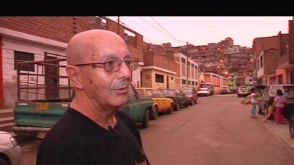 Lima. Barrios potencialmente peligrosos