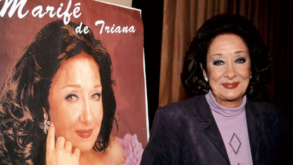 Denominada por los estudiosos como 'La actriz de la canción', con especial incidencia en la copla