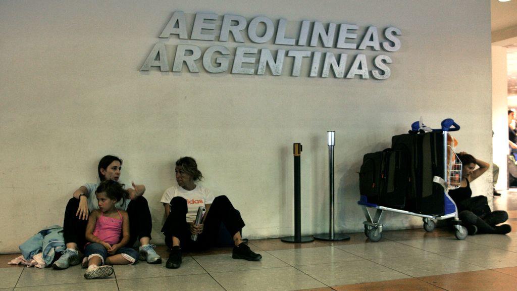 Aerolíneas Argentinas cancela todos sus vuelos internacionales