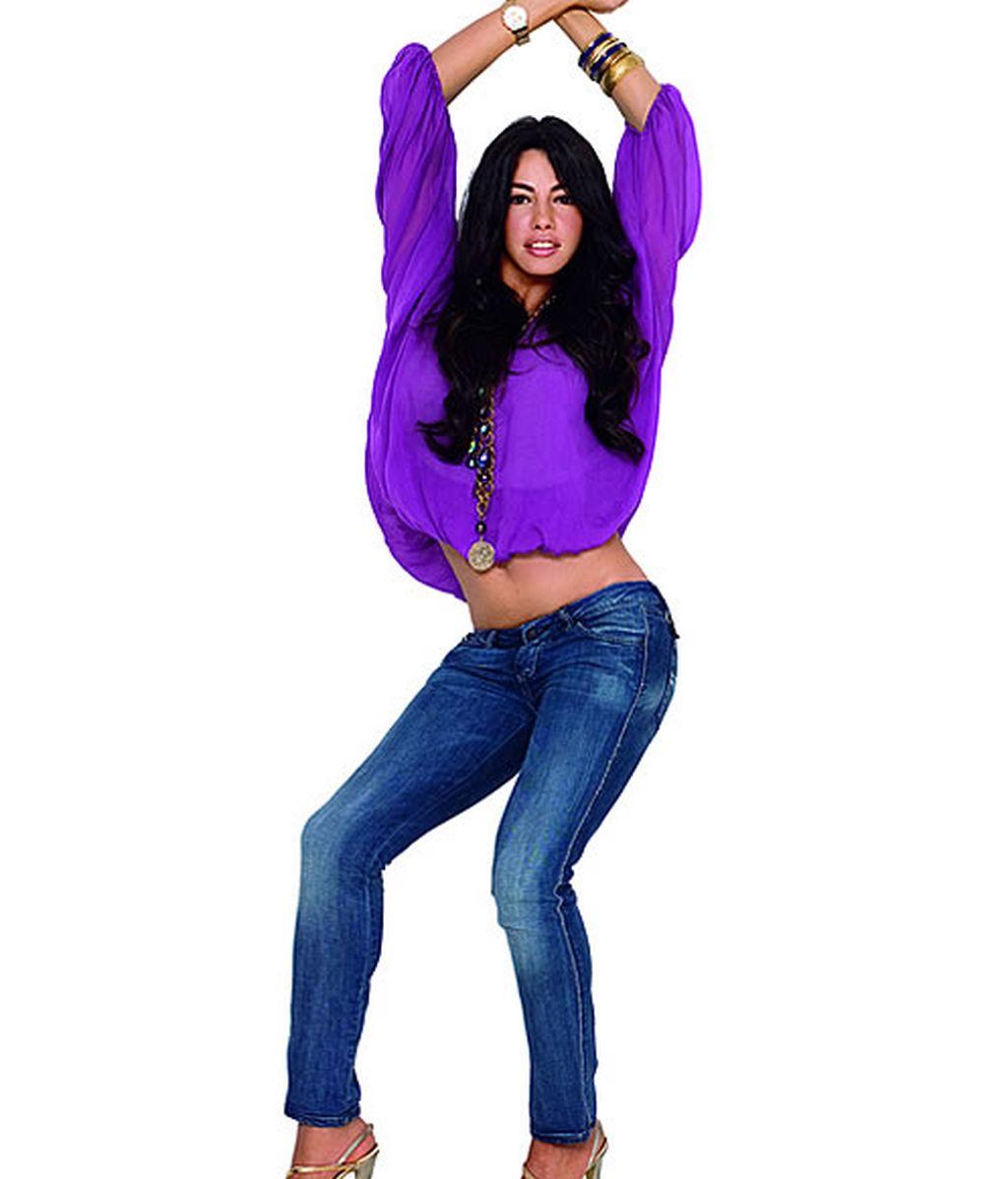 Marbelys Zamora. Fama ¡A bailar!