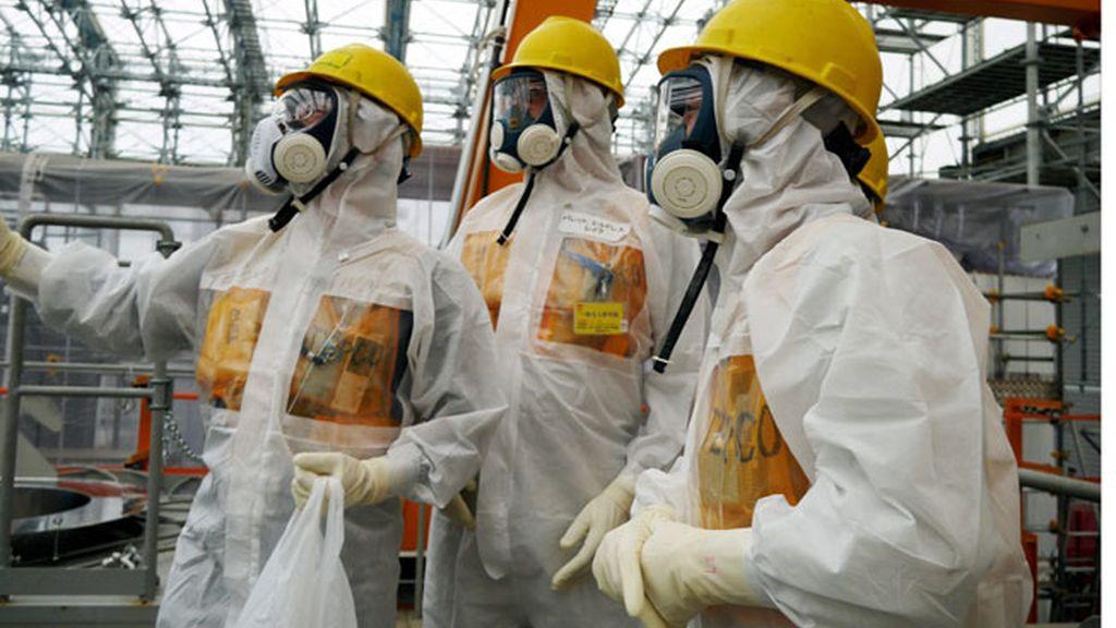 Los niveles de radiactividad en Fukushima-1 se disparan