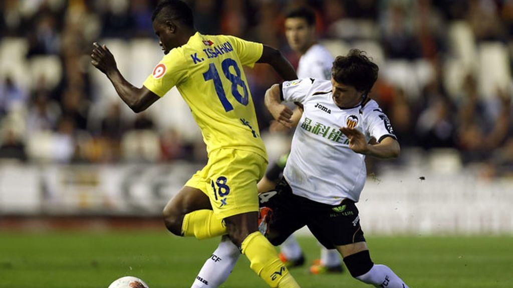 Valencia 1 - 0 Villarreal