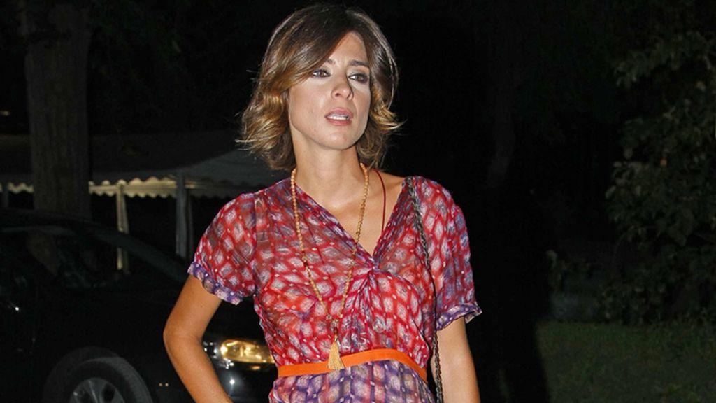 La periodista, Sandra Barneda
