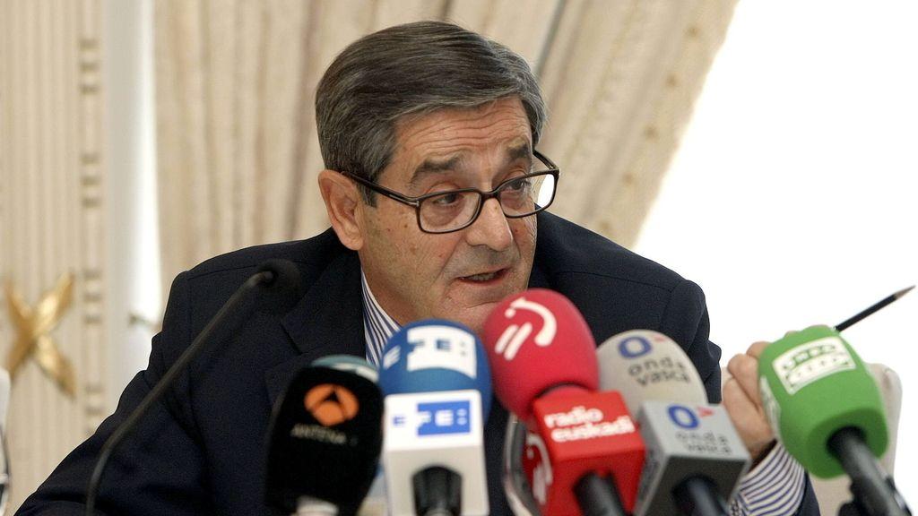 El presidente de Kutxabank, Mario Fernández