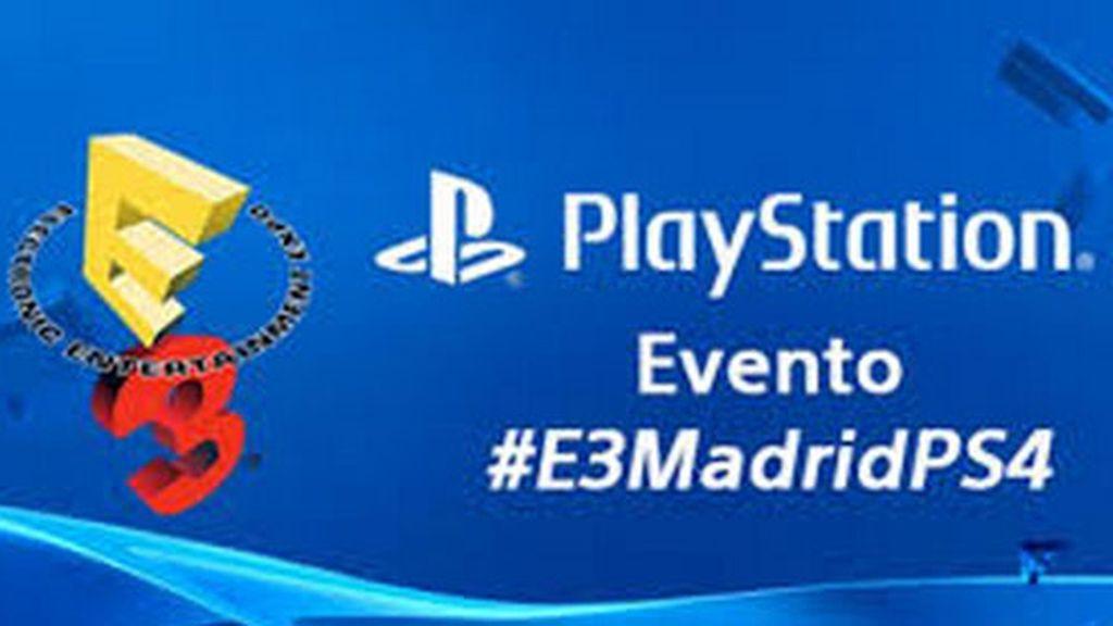 PlayStation,feria de videojuegos E3,#E3MadridPS4