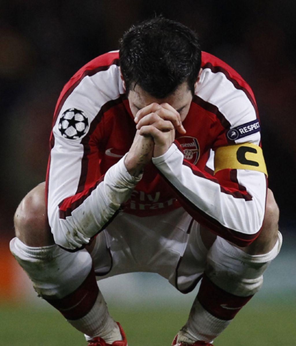 Un capitán muy copmprometido con el Arsenal